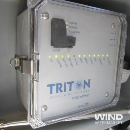 Triton SODAR Control Panel