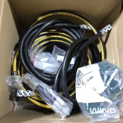 ge hydraulic power unit hoses in box