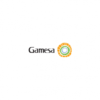 Gamesa wind logo