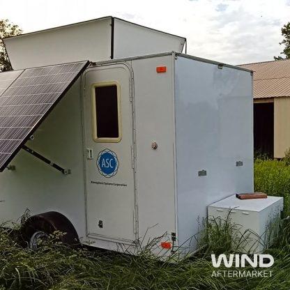 ASC Sodar trailer